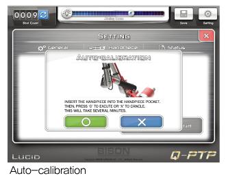 Auto Calibration